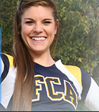 FCA CHeerleader